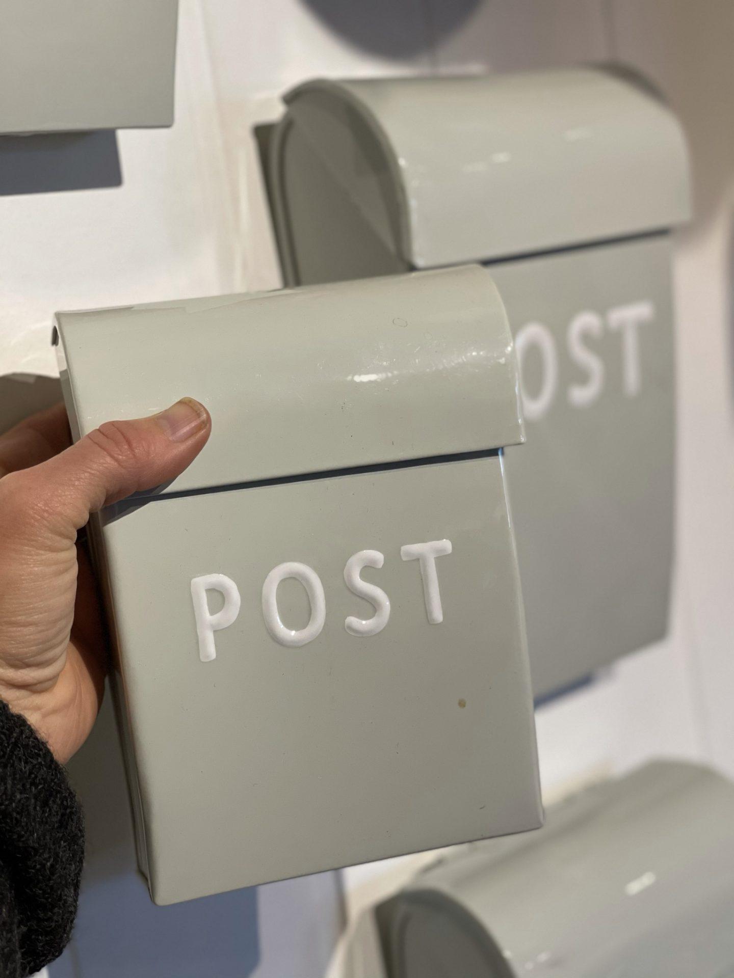 Postkasse, mikro