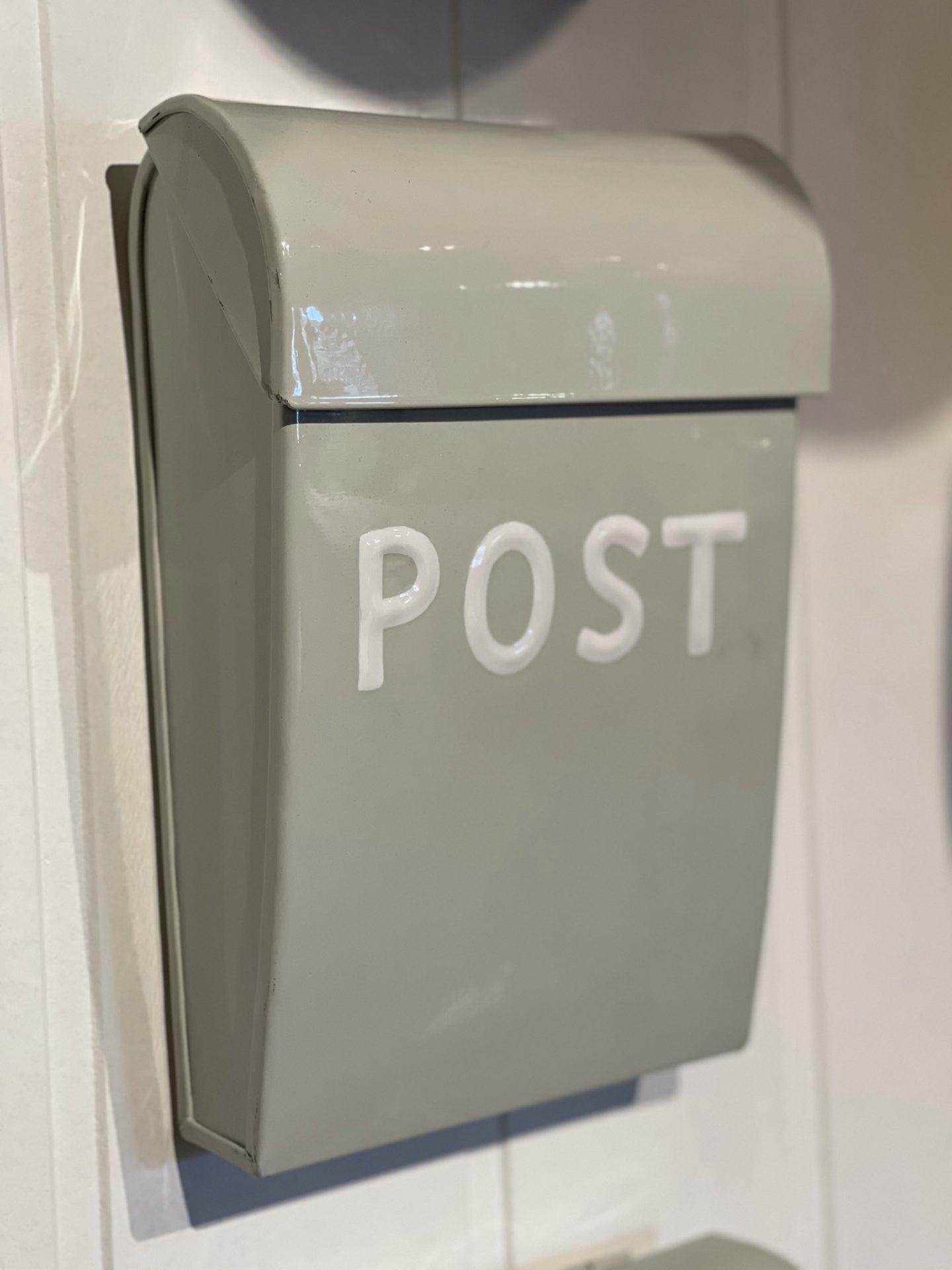 Postkasse, mini