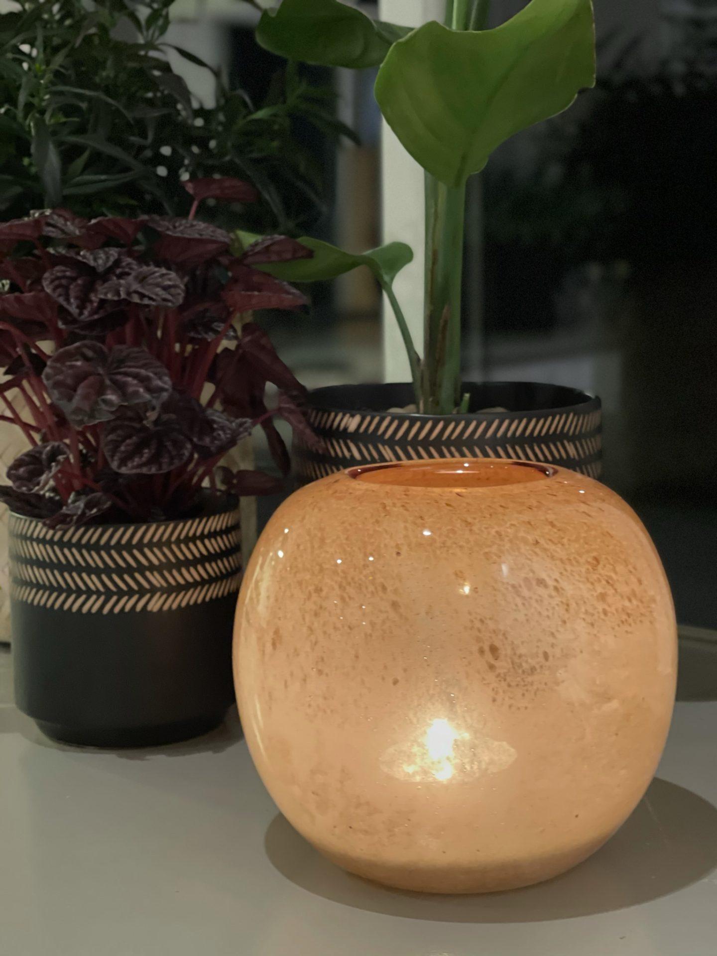 Vase/lykt