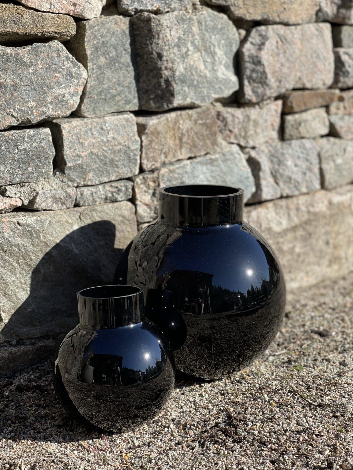 Vase, stor
